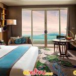 Khách sạn InterContinental Nha Trang có không gian sang trọng