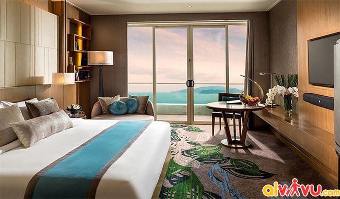 Khách sạn có thiết kế sang trọng