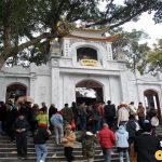 Đền Bắc Lệ cầu duyên rất linh thiêng tại Lạng Sơn