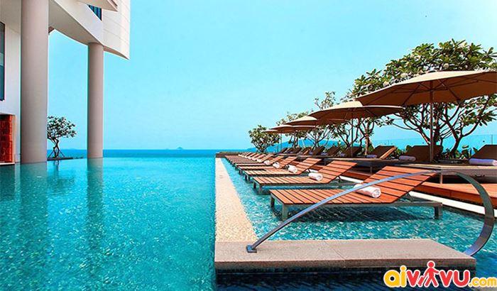 Sheraton Nha Trang là khách sạn 5 sao đầu tiên tại Nha Trang