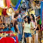 Mua sắm ở chợ Chatuchak