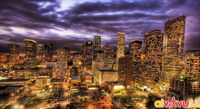 Thành phố Houston nước Mỹ