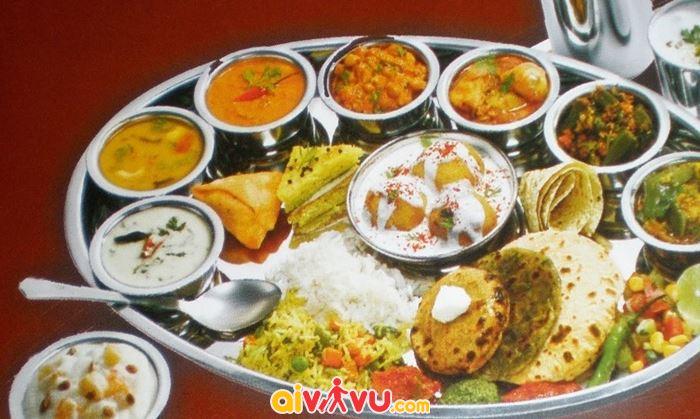 Món ngon Ấn Độ
