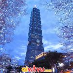 Nhiều điểm đến đẹp ở Đài Bắc