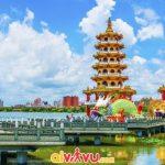 Thời điểm - địa điểm du lịch Đài Loan