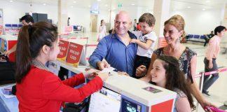 Quy định làm thủ tục check - in các chuyến bay nội địa từ năm 2018