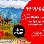 Air Aisa mở bán vé 1 chiều du lịch châu Á năm 2018 giá rẻ