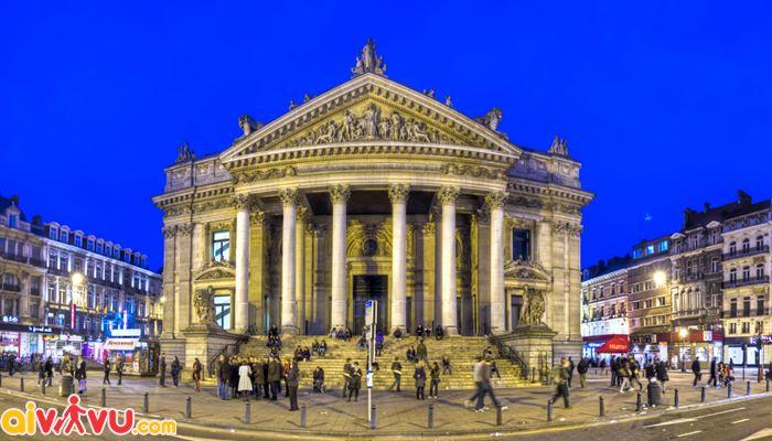 Tòa nhà Bourse danh tiếng