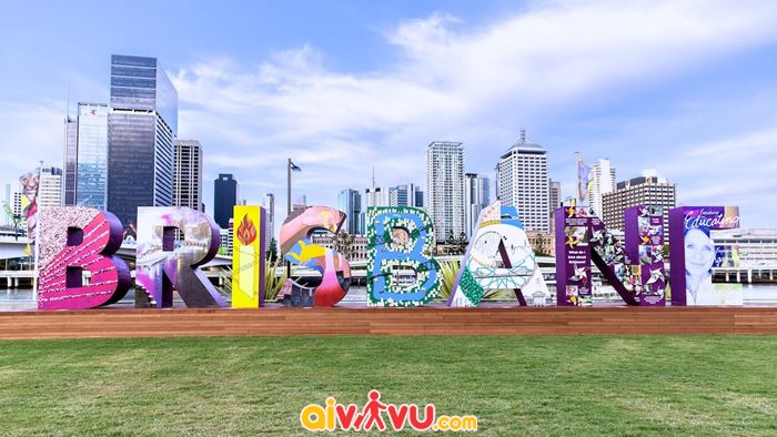 Khám phá thành phố Brisbane - Úc