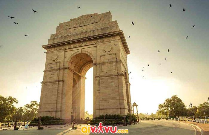 Thành phố Delhi cổ kính