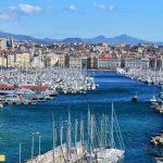 Giấc mơ biển xanh ở Marseille