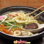 Mì Udon - Món ngon bình dân Nhật Bản