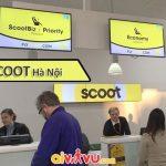 Liên hệ đại lý Scoot tại VN theo Hotline 1900 636 065 để tiến hành hoàn đổi vé