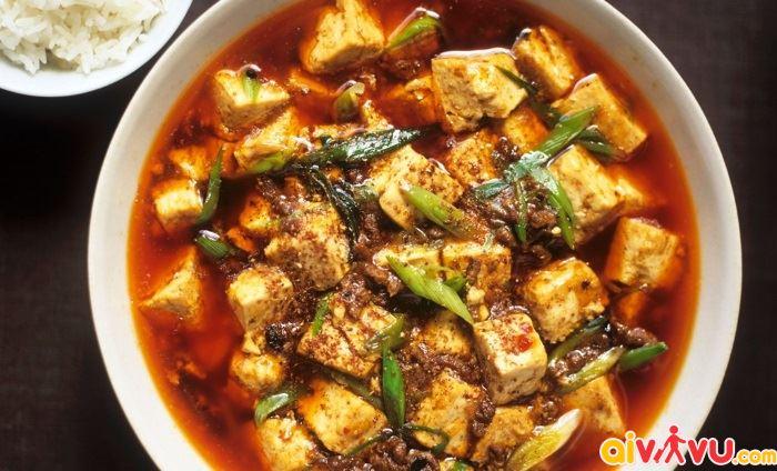 Món đậu phụ Bình Kiều