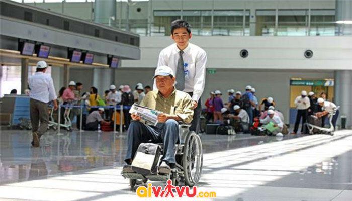 Bạn cần thông báo tình trạng cho Vietjet Air để nhận được sự hỗ trợ