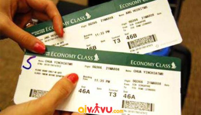 Phí đổi vé máy bay Vietjet phụ thuộc vào loại vé