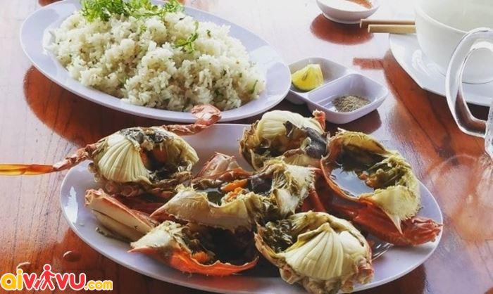 Ghẹ Hàm Ninh - Món ngon hải sản không thể bỏ lỡ
