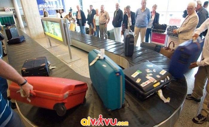 Hành lý xách tay jetstar không vượt quá 7kg