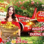 Vietjet Air mở bán vé 0 đồng siêu rẻ