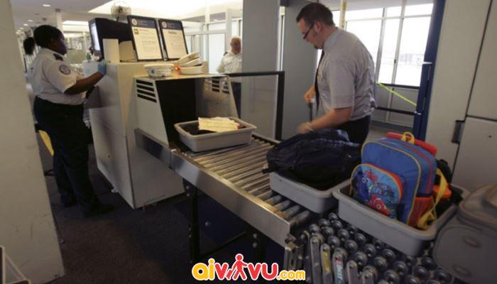 Hãng sẽ kiểm tra hành lý của bạn trước khi đưa lên máy bay