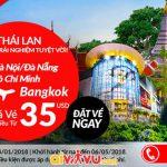 Chương trình KM bay đến Thái Lan của Air Asia