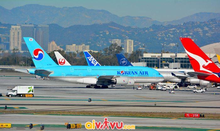 Korean Air mở bán vé khứ hồi chỉ từ 410 USD