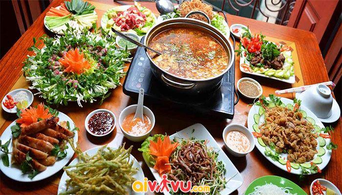 Chuỗi nhà hàng Thái BBQ