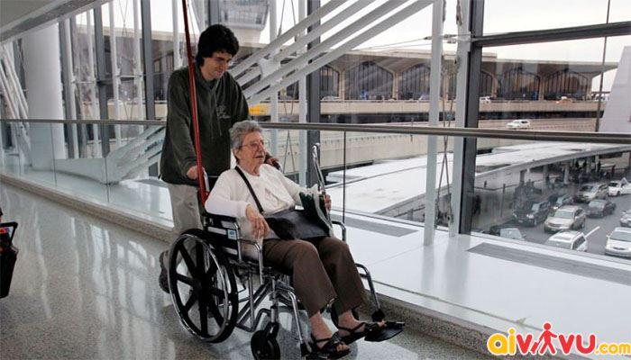 Jetstar luôn cố gắng đem đến sự thoải mái nhất cho người khuyết tật