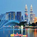 Nhiều điểm đến đẹp ở Malaysia