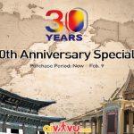 Asiana Airlines mở bán vé khứ hồi từ 565 USD