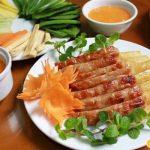 Nem nướng - Món ăn mùa đông tại Đà Lạt