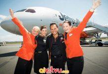 Quy định những hành lý không được mang lên máy bay Jetstar