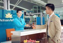 Quy định hành lý miễn cước và hành lý tính cước hãng hàng không Vietnam Airlines