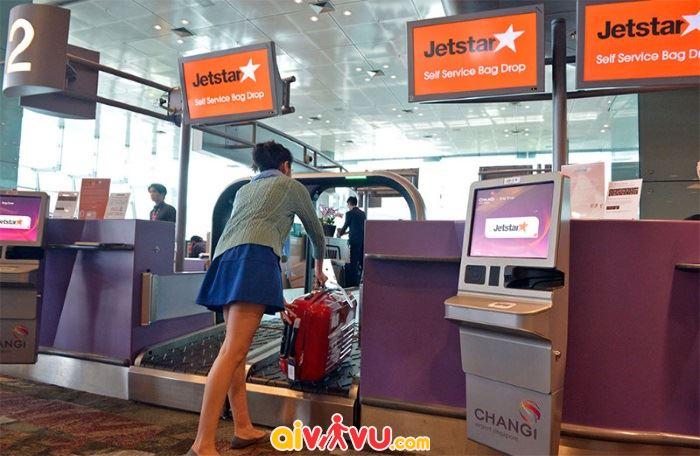 Hành lý quá cỡ sẽ được tính vào tổng trọng lượng hành lý ký gửi