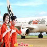 Jetstar quy định thủ tục dành cho trẻ em đi máy bay