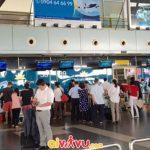 Đến Trung Quốc từ sân bay Nội Bài, Hà Nội