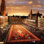 Quảng trường Lớn giữa lòng thủ đô Bỉ
