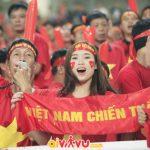 Mua vé máy bay đi Thường Châu - Trung Quốc cổ vũ cho đội tuyển VN