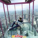 Nhiều trải nghiệm tuyệt vời bên trong tòa tháp đôi ở Malaysia