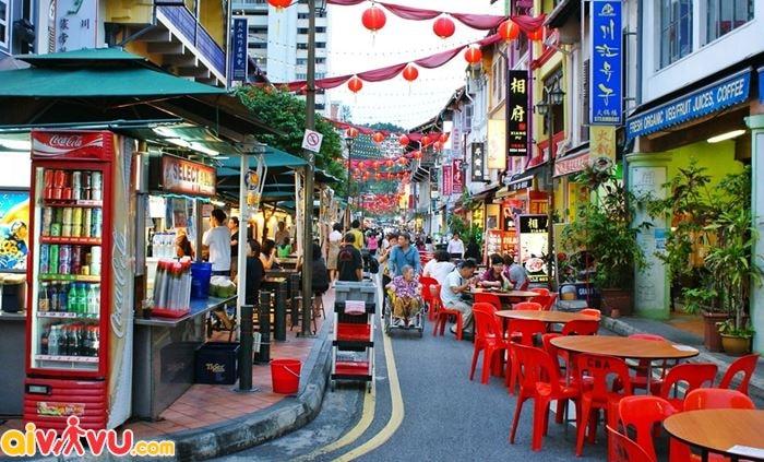 Khu phố Tàu ở Malaysia
