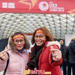 Đặt vé đi Trung Quốc đến thành phố Thường Châu cổ vũ cho đội tuyển U23 VN