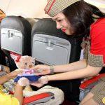 Những giấy tờ cần thiết cho trẻ em và trẻ sơ sinh khi đi máy bay Vietjet Air