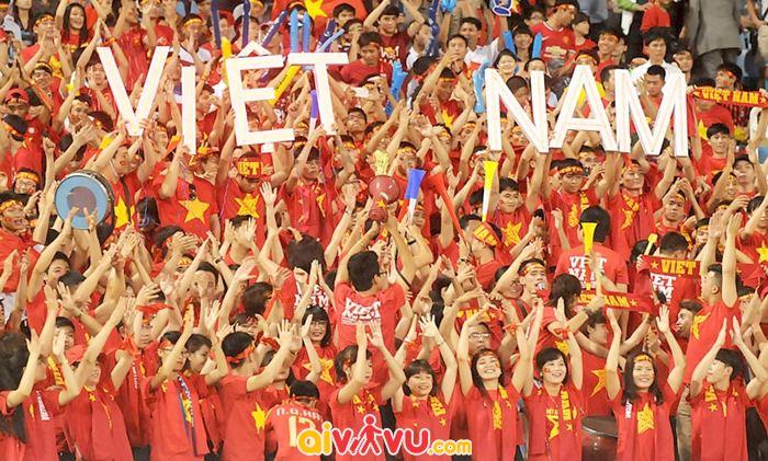 Đặt vé máy bay đi Trung Quốc cổ vũ cho đội tuyển U23 Việt Nam trận Chung kết