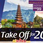 Chương trình khuyến mãi của Malindo Air