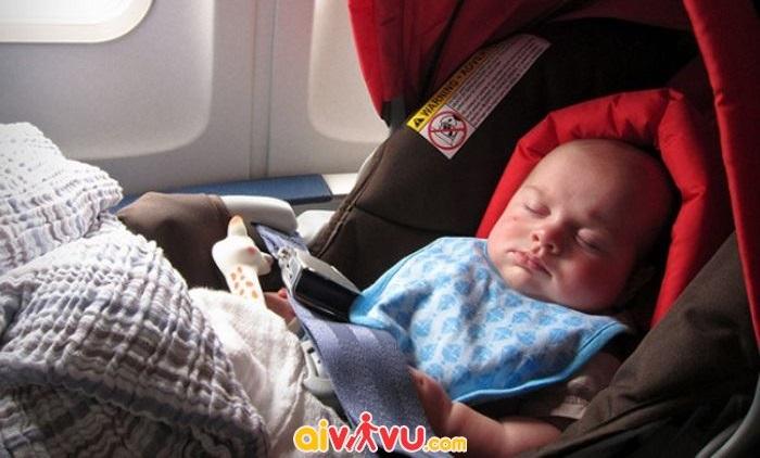 Xe đẩy em bé sẽ không bi tính phí hành lý quá cỡXe đẩy em bé sẽ không bi tính phí hành lý quá cỡ