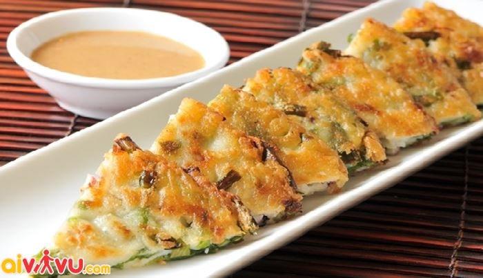 Bánh Jeon Hàn Quốc