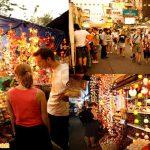 Ghé thăm khu chợ đêm Khlong Thom