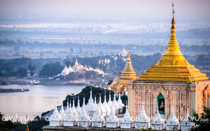 Thành phố Mandalay Myanmar
