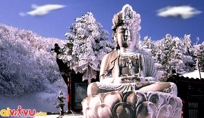 Ghé thăm chùa Gangcheonsa