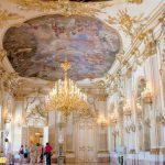 Vẻ đẹp xa hoa bên trong Cung điện Schonbrunn Palace